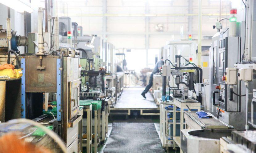 長浜工場製造ライン