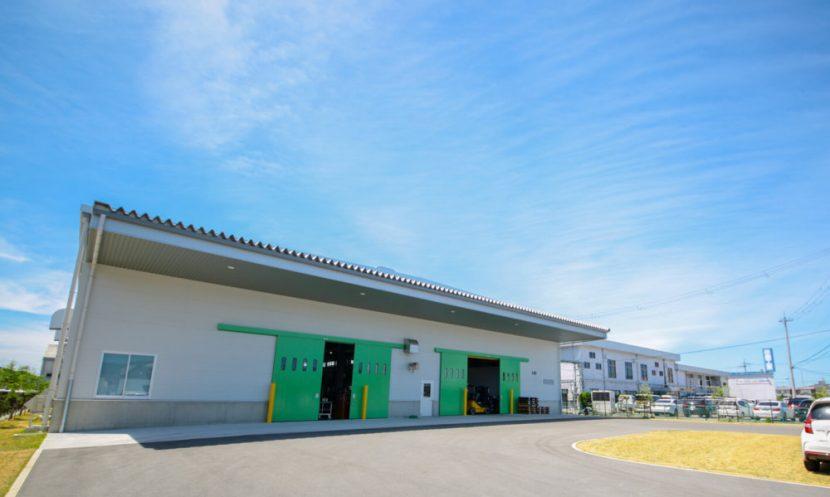 長浜工場 新工場2018