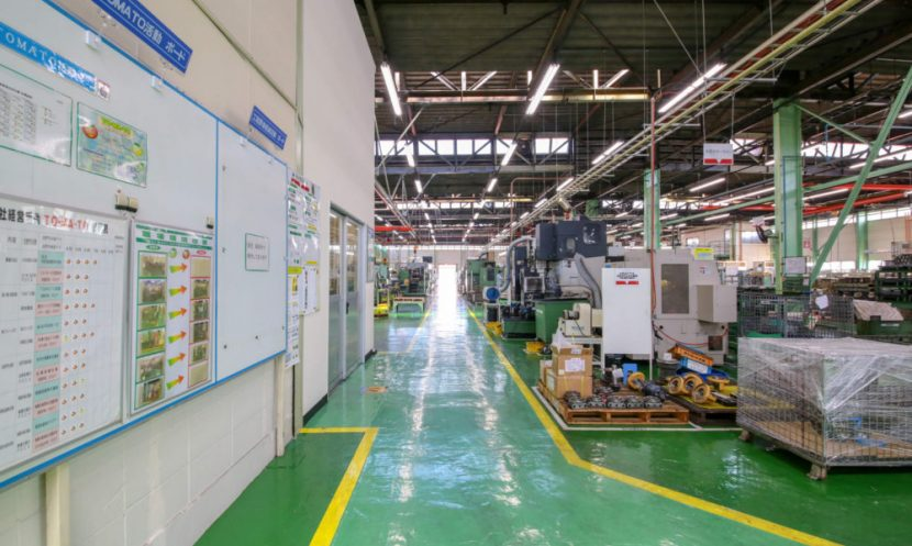 長浜工場1F